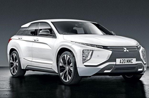 Mitsubishi Lancer ще се превърне в кросоувър