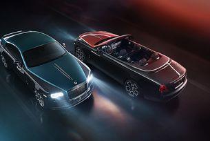 Rolls-Royce пусна спецверсии на Wraith и Dawn