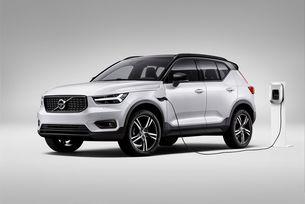 До 2025 г. 50% от продажбите на Volvo eлектрически
