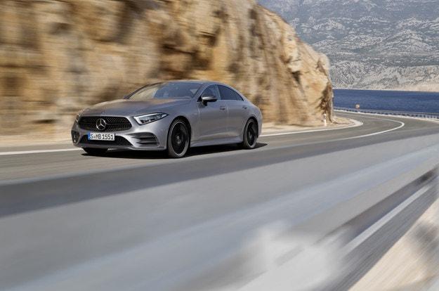 Новият Mercedes-Benz CLS е в България