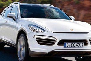 Купе-кросоувърът Porsche Cayenne ще дебютира през 2018