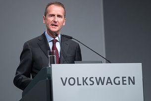 """Новият шеф на VW даде показания за """"дизелгейт"""""""