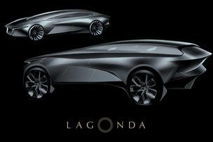 Aston Martin пуска електрически кросоувър