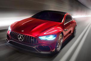 Mercedes-AMG ще пусне свръхмощен хибрид