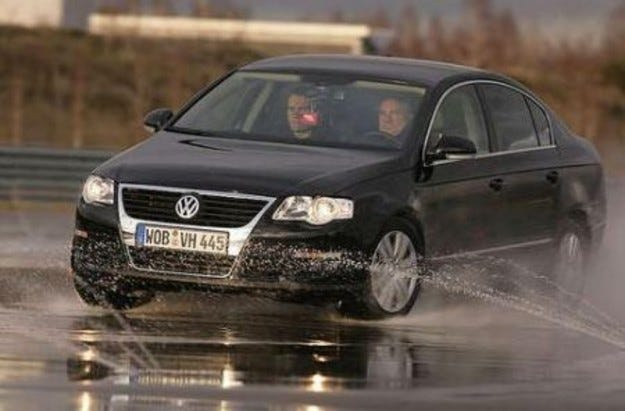 VW Passat: Common rail дизел