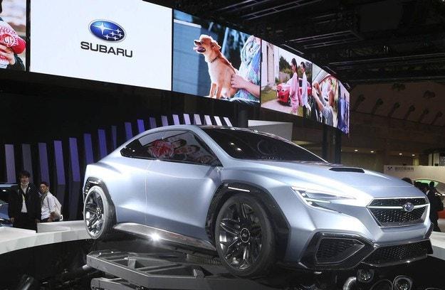 В Япония проверяват Subaru за фалшифициране на данни