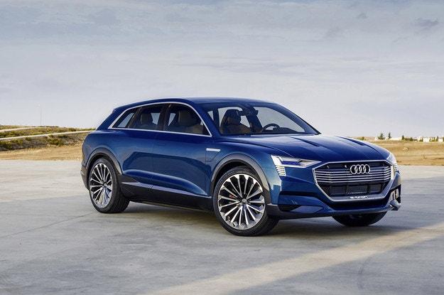 Audi провежда финални тестове на e-tron quattro