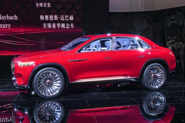 Mercedes-Maybach получава окачване с нови технологии