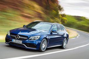 Mercedes-Benz разработва C-класа комби 4х4