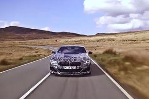 BMW показва възродената Серия 8 на видео