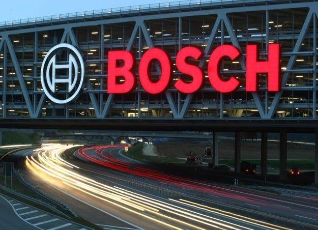 Bosch планира да открие нов огромен център в Русия