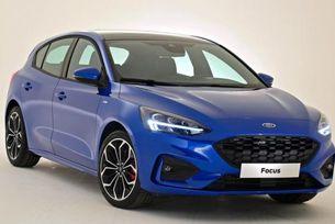 Ford готви нов кросоувър на базата на Focus