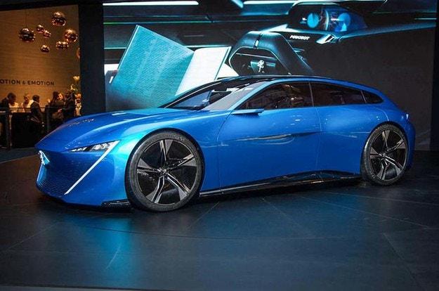 Peugeot обяви премиерата на нов концепт
