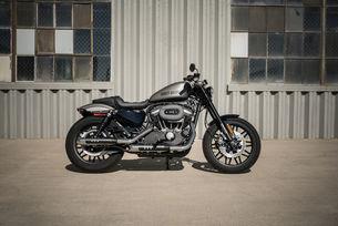 Harley-Davidson Roadster: Бърз, рязък, къстъм