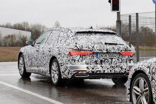 Новото Audi S6 ще получи двигател от Porsche Panamera