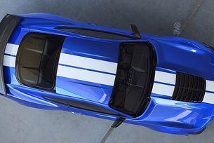 Ford показа тийзър на новия Mustang Shelby GT500