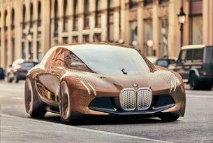 BMW iNEXT ще бъде автономен електрически кросоувър