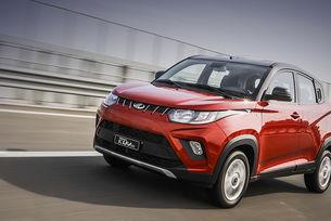 Mahindra KUV100 получи европейска версия