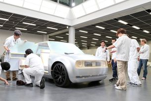 Обявиха Honda Urban EV Concept за най-добър концепт