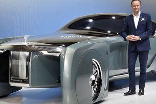 Главният дизайнер на Rolls-Royce подаде оставка