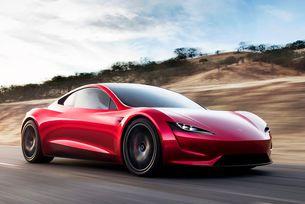 Спортната версия на Tesla Roadster ще се нарича SpaceX
