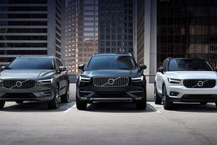 Volvo реши да не участва в автомобилни изложения