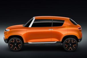 Ново компактно Suzuki възражда името Zen