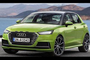 Новото Audi A1 ще получи виртуален кокпит