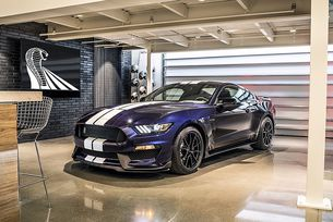 Ford обнови Mustang Shelby GT350