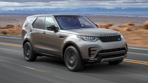 Land Rover обнови всъдехода Discovery