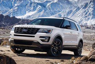 Новият Ford Explorer ще получи хибридна версия