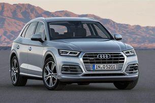 Най-добре продаваният Q модел на Audi e Q5