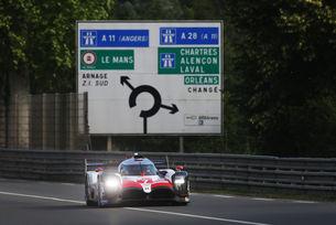 Toyota триумфира в квалификацията за Льо Ман