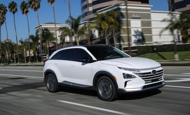 Audi и Hyundai партнират в областта на горивните клетки
