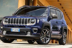 Jeep разкри подробности за обновения Renegade
