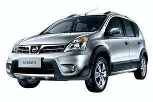 Nissan Livina C-Gear: Go West