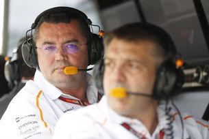 Състезателният директор на McLaren бе освободен