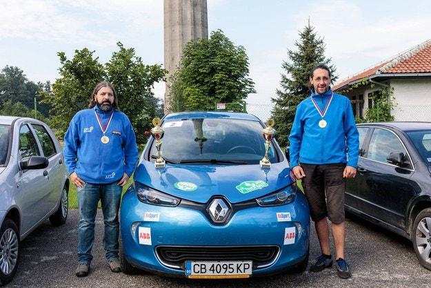 Дедиков и Павлов спечелиха Тесла рали Сърбия