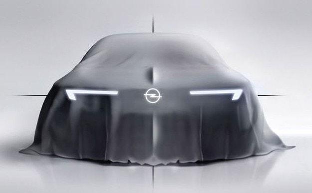 Opel работи върху дизайн за 2020 година
