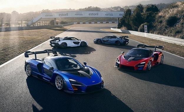 McLaren Automotive: 18 нови модела до 2025 г.