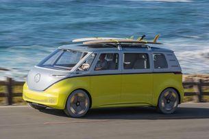 Volkswagen ще прави електромобили I.D. в САЩ