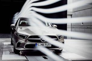 Mercedes разкрива новия седан A-класа за Европа