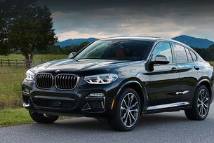 BMW X4 M ще се появи на пазара следващата година