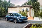Ford Focus с максимални 5 звезди за безопасност