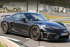 Porsche Cayman GT4 получава ново антикрило