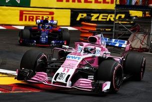 Обявиха Force India в несъстоятелност