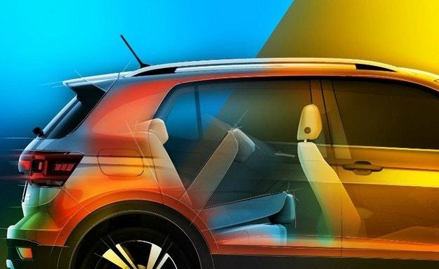 Volkswagen разказа за салона на новия кросоувър