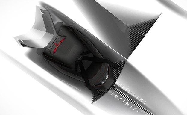 Infiniti обяви премиерата на нов електромобил