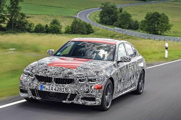 Новото BMW Серия 3 с най-мощния двигател в историята