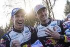 Ожие подписва за последно във WRC